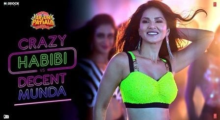 Crazy Habibi Vs Decent Munda Lyrics Guru Randhawa