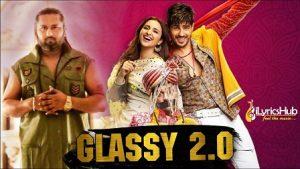 Glassy 2.0 Lyrics Jabariya Jodi | Yo Yo Honey Singh