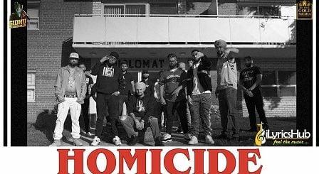 Homicide Lyrics Big Boi Deep, Sidhu Moose Wala