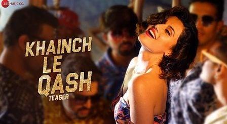 Khainch Le Qash Lyrics Tadka   Raftaar, Shivi