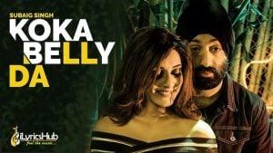 Koka Belly Da Lyrics Subaig Singh