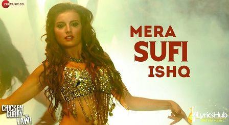Mera Sufi Ishq Lyrics Chicken Curry Law