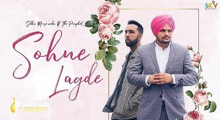 Sohne Lagde Lyrics Sidhu Moose Wala, The PropheC