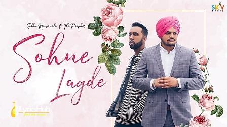 Sohne Lagde Lyrics Sidhu Moose Wala, The PropheC