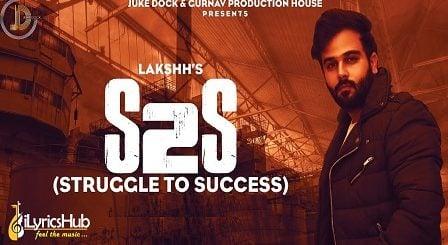 Struggle To Success Lyrics Lakshh