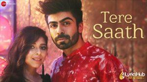 Tere Saath Lyrics Simantinee Roy