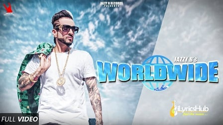 Worldwide Lyrics Jazzy B