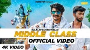 Middle Class Lyrics Gulzaar Chhaniwala