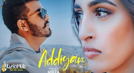 Addiyan Lyrics Mirza