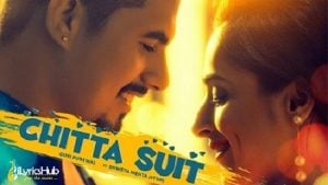 Chitta Suit Lyrics Guri Purewal