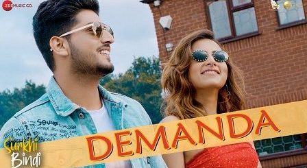 Demanda Lyrics Gurnam Bhullar | Surkhi Bindi
