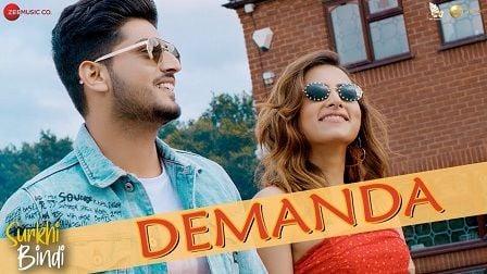 Demanda Lyrics Gurnam Bhullar   Surkhi Bindi