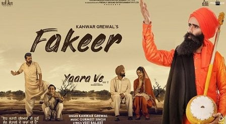 Fakeer Lyrics Kanwar grewal | Yaara Ve