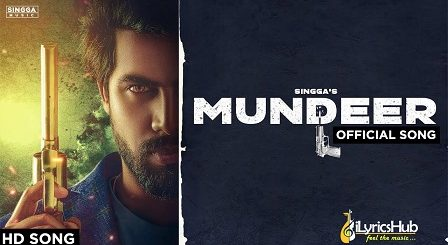 Mundeer Lyrics Singga