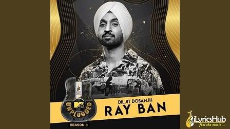 Ray Ban Lyrics Diljit Dosanjh