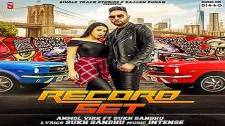 Record Set Lyrics Anmol Virk