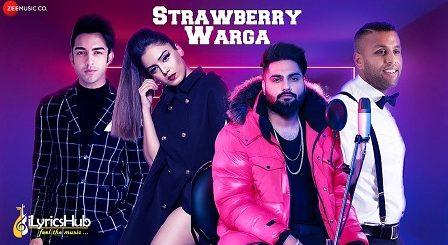 Strawberry Warga Lyrics Navv Inder