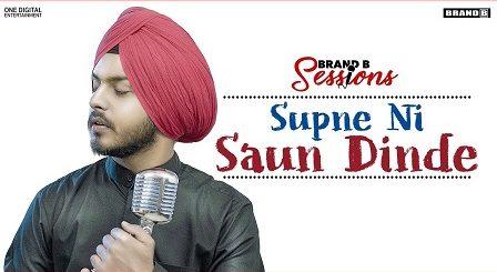 Supne Ni Saun Dinde Lyrics Prabh Bains