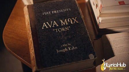 Torn Lyrics Ava Max