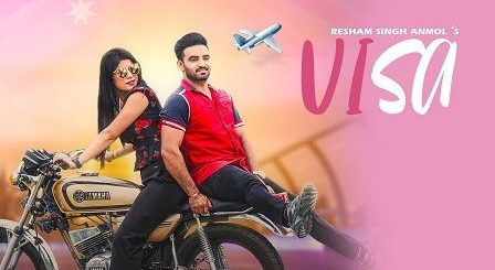 Visa Lyrics Resham Singh Anmol