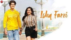 Ishq Farzi Lyrics Jannat Zubair & Rohan Mehra