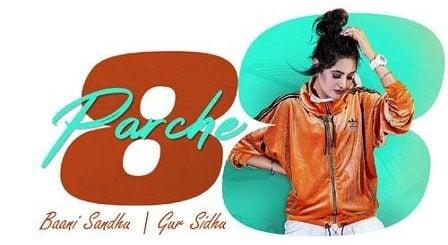 8 Parche Lyrics Baani Sandhu | Gur Sidhu