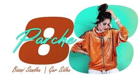 8 Parche Lyrics Baani Sandhu x Gur Sidhu