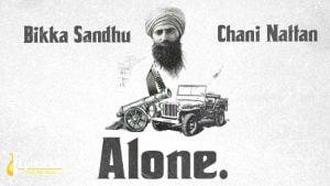 Alone Lyrics Bikka Sandhu