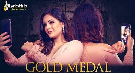 Gold Medal Lyrics Gaggi Dhillon