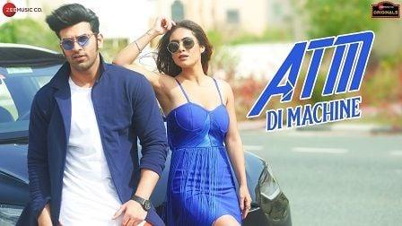 ATM Di Machine Lyrics Dev Negi | Neha Malik