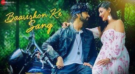 Baarishon Ke Sang Lyrics Rishabh Srivastava