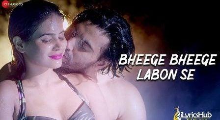 Bheege Bheege Labon Se Lyrics Altaaf Sayyed