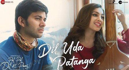 Dil Uda Patanga Lyrics Pal Pal Dil Ke Paas