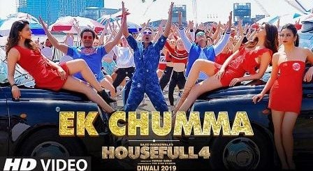 Ek Chumma Lyrics Housefull 4
