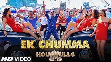Ek Chumma Lyrics Housefull 4