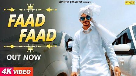 Faad Faad Lyrics Gulzaar Chhaniwala