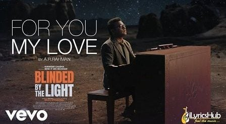For You My Love Lyrics A.R. Rahman | O Bandeya