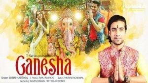 Ganesha Lyrics Jubin Nautiyal