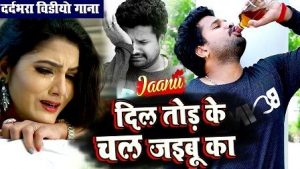 Jaanu Lyrics Ritesh Pandey