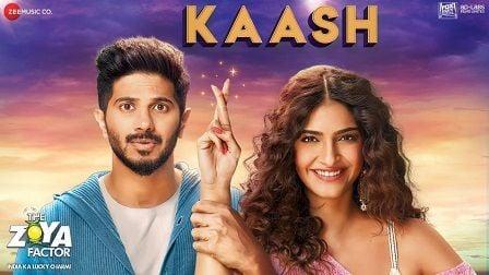 Kaash Lyrics The Zoya Factor | Arijit Singh