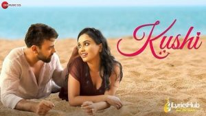 Kushi Lyrics Stephen Pratheek | Sanjana Prakash