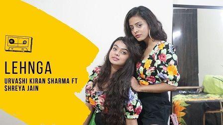 Lehnga Lyrics Urvashi Kiran Sharma