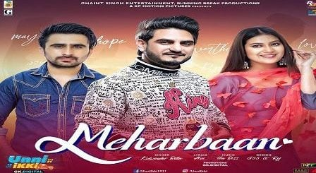Meharbaan Lyrics Kulwinder Billa