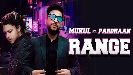 Range Lyrics Mukul   Pardhaan