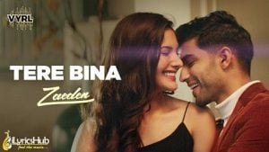 Tere Bina Lyrics Zaeden | Amyra Dastur