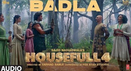 Badla Lyrics Housefull 4 | Danish Sabri