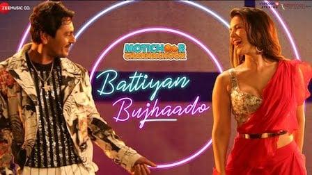 Battiyan Bujhado Lyrics Motichoor Chaknachoor