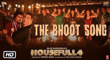 Bhoot Song Lyrics Housefull 4 | Mika Singh