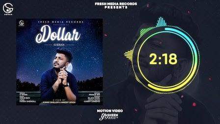 Dollar Lyrics G Khan | Garry Sandhu