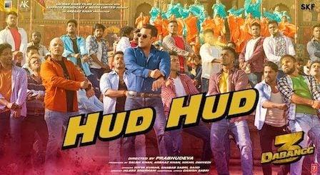 Hud Hud Lyrics Dabangg 3 | Salman Khan